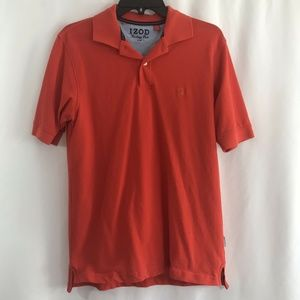 Izod Heritage Polo Golf Men's Polo Shirt Short S/P